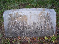 Armer Cornelia <i>Bushong</i> Leinweber