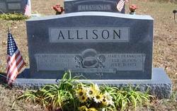 Mattie Christine <i>Batson</i> Allison