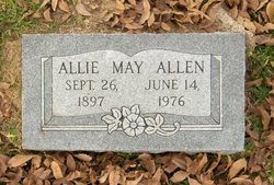 Allie Mae <i>Lacy</i> Allen