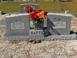 Joy <i>Durden</i> Batten