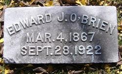 Edward Joseph O'Brien, Sr