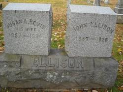 Susan A. <i>Bevis</i> Ellison