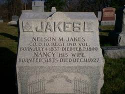 Nelson M Jakes