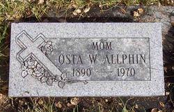 Osta Winnie Allphin
