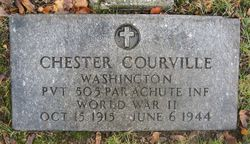 Chester Courville