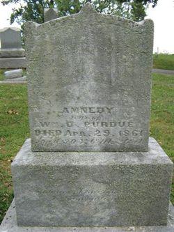 Amnedy Purdue