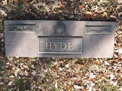 Joseph Reeves Joe Hyde, Jr