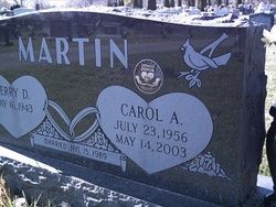 Carol Ann <i>Owen</i> Martin