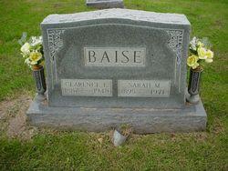 Sarah Margaret Baise