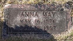 Anna May <i>Darland</i> Bowman