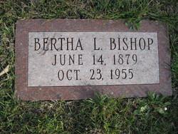 Bertha L. Bishop