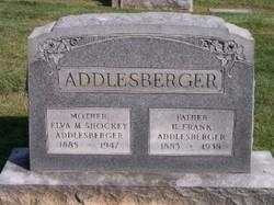 Elva M. <i>Shockey</i> Addlesberger