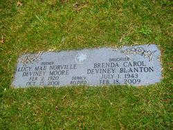 Brenda Carol <i>Deviney</i> Blanton