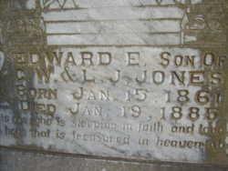 Edward Eldridge Jones