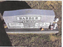 Billy Lafayette Barber