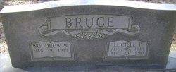 Edith Lucille <i>Peeples</i> Bruce