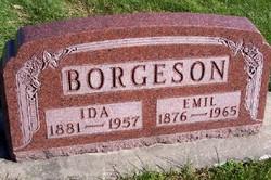Ida <i>Erickson</i> Borgeson