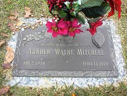 Arnold Wayne Mitchell