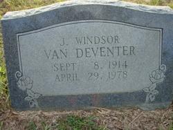 Joseph Windsor VanDeventer