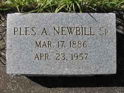 Ples A. Newbill, Sr
