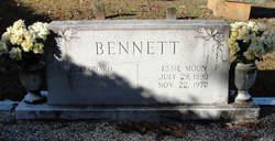 Essie <i>Moon</i> Bennett
