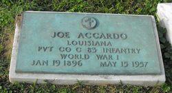 Joe Accardo