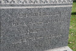 Abraham T. Dickerson
