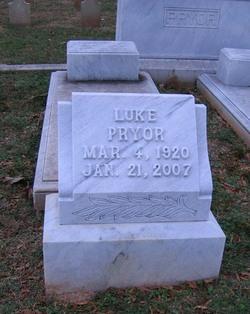 Luke Pryor