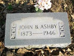 John Berdine Ashby