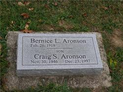 Craig S Aronson