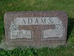 Paul J Adams