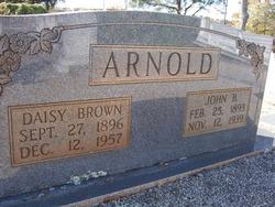 Daisy Eva <i>Brown</i> Arnold
