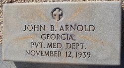 John B Arnold