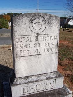Coral Elmer Brown