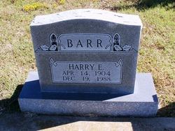 Harry E. Barr