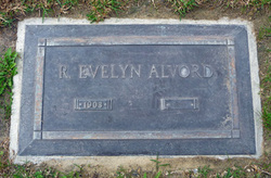 Ruby Evelyn Alvord