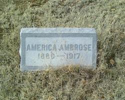 America Ambrose