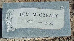 Tom N. M. T. McCreary