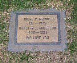 Dorothy J. <i>Morris</i> Anderson