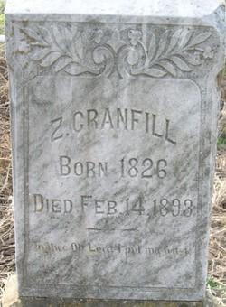 Zacheus Cranfill