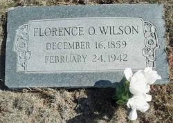Florence Oregon <i>Calliham</i> Wilson