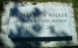 Katharine <i>Bell</i> Walker