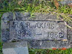 Ira Rubin Akins