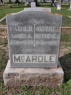 Harry Arthur McArdle