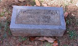 Frances Tanner <i>Russell</i> Adams