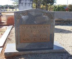 Cora May <i>Brown</i> Ross