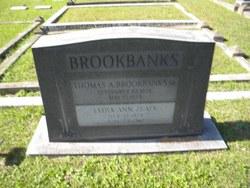 Thomas Adams Brookbanks