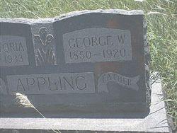 George W Appling