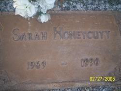 Letitia Sarah Honeycutt