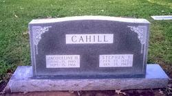 Jacqueline <i>Hearne</i> Cahill
